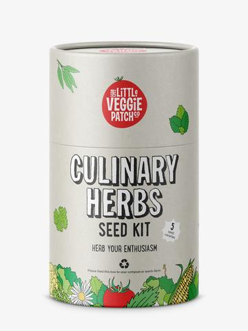 CULINARY HERBS SEED KIT